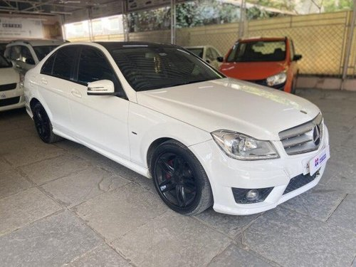 Used 2012 C-Class 220 CDI AT  for sale in Hyderabad