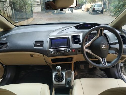 Used 2012 Civic 1.8 S MT  for sale in Hyderabad