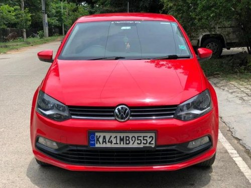 Used 2018 Polo 1.0 MPI Comfortline  for sale in Bangalore