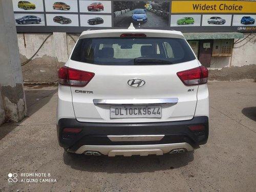 Used 2018 Creta 1.6 SX Automatic  for sale in Noida