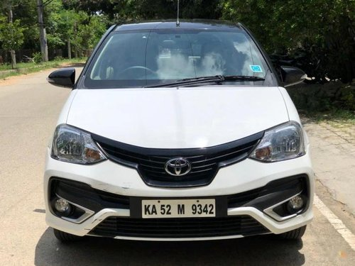 Used 2018 Etios VX  for sale in Bangalore
