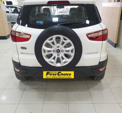 Used 2016 EcoSport 1.5 Ti VCT AT Titanium  for sale in Amritsar