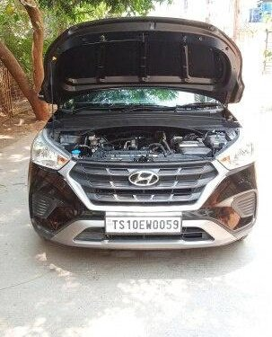 Used 2019 Creta 1.6 VTVT E Plus  for sale in Hyderabad
