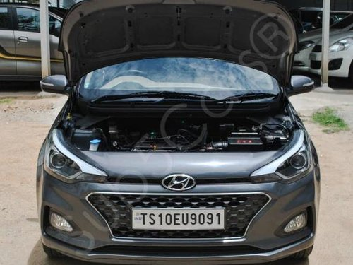 Used 2019 i20 Asta Option CVT  for sale in Hyderabad