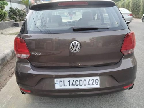 Used 2017 Polo 1.2 MPI Highline  for sale in New Delhi