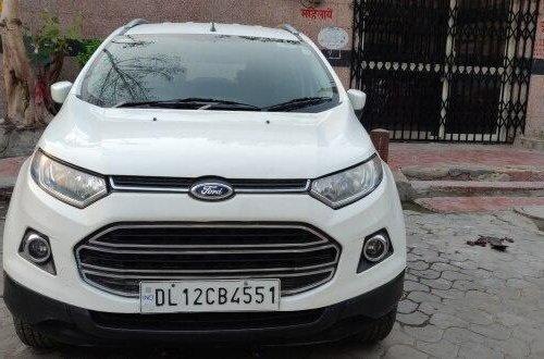 Used 2014 EcoSport 1.5 DV5 MT Titanium Optional  for sale in New Delhi
