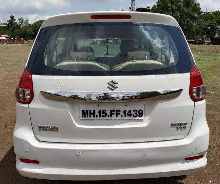 Used 2016 Ertiga SHVS VDI  for sale in Nashik