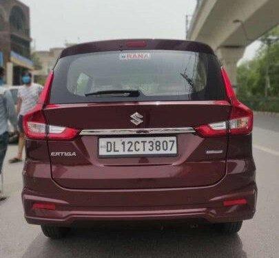 Used 2021 Ertiga ZXI Plus  for sale in New Delhi