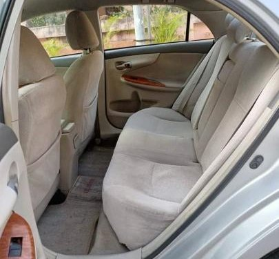 Used 2010 Corolla Altis Diesel D4DG  for sale in Bangalore