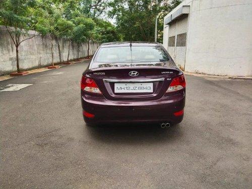 Used 2013 Verna 1.6 SX VTVT  for sale in Pune