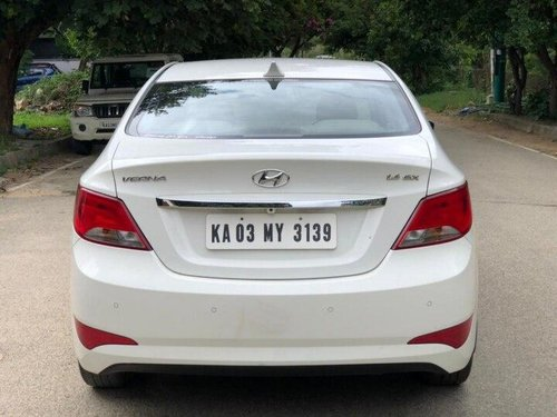 Used 2017 Verna 1.6 SX VTVT  for sale in Bangalore