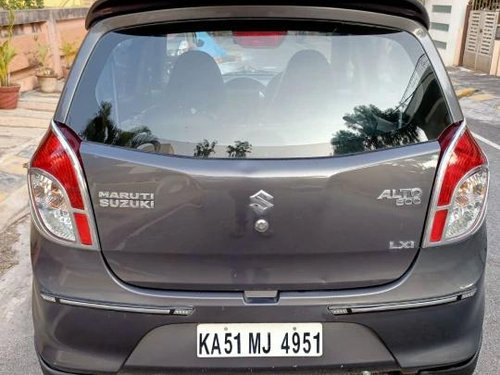 Used 2016 Alto 800 LXI  for sale in Bangalore
