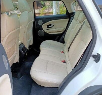 Used 2016 Range Rover Evoque  for sale in Bangalore