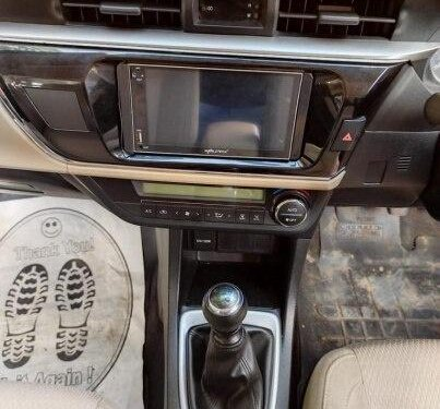 Used 2015 Corolla Altis D-4D G  for sale in Nashik