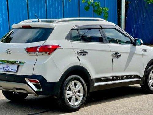 Used 2018 Creta E  for sale in Mumbai