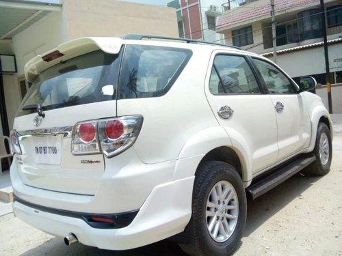 Used 2013 Fortuner 4x2 AT  for sale in Coimbatore