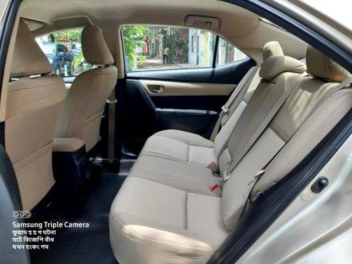 Used 2015 Corolla Altis D-4D G  for sale in Kolkata