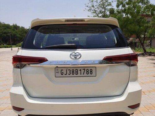 Used 2017 Fortuner 2.8 2WD AT  for sale in Ahmedabad