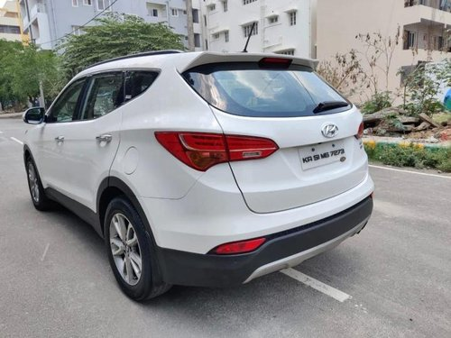 Used 2015 Santa Fe 2WD AT  for sale in Bangalore