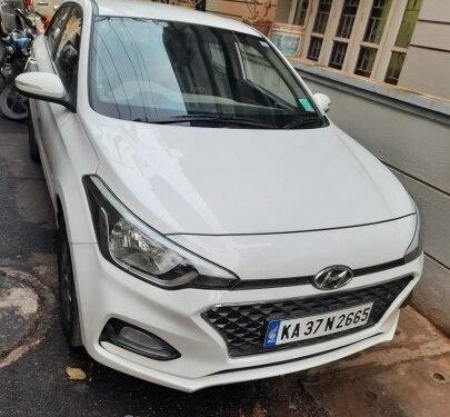 Used 2018 i20 Asta Option  for sale in Bangalore