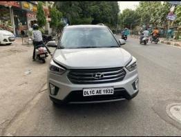 Used 2015 Creta 1.6 SX Automatic Diesel  for sale in New Delhi