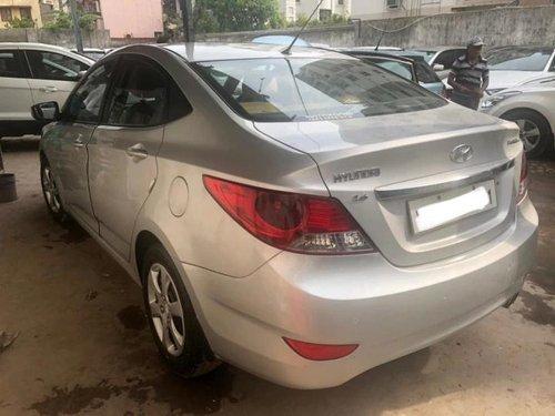 Used 2012 Verna 1.6 CRDi EX MT  for sale in Kolkata