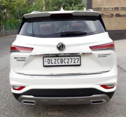 Used 2021 Hector Plus Sharp Diesel MT  for sale in New Delhi