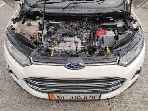 Used 2017 EcoSport 1.5 Diesel Trend Plus  for sale in Mumbai