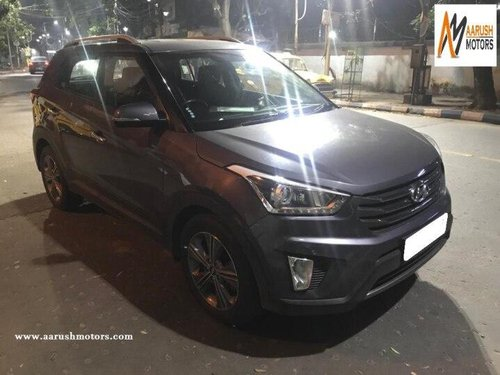 Used 2017 Creta 1.6 CRDi SX Option  for sale in Kolkata