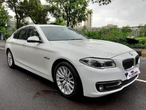 Used 2015 5 Series 520d Luxury Line  for sale in Mumbai