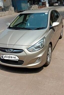 Used 2013 Verna 1.6 SX VTVT AT  for sale in Mumbai