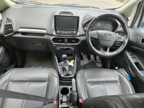 Used 2019 EcoSport 1.5 Diesel Trend  for sale in Mumbai