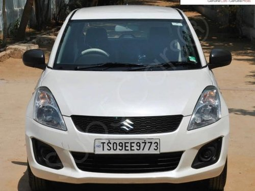Used 2015 Swift LXI  for sale in Hyderabad