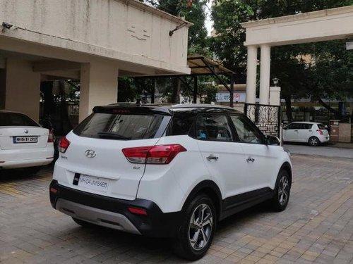 Used 2018 Creta 1.6 SX Dual Tone  for sale in Thane