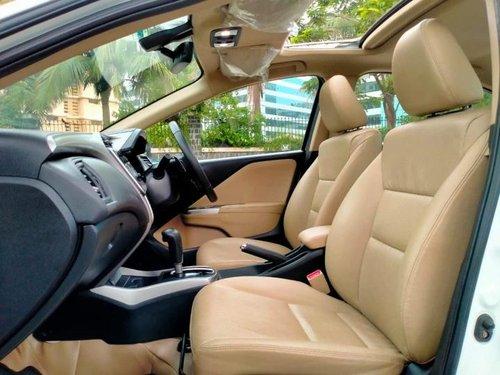 Used 2018 City i-VTEC CVT ZX  for sale in Mumbai