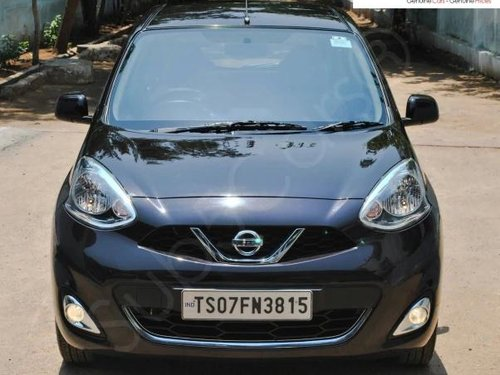 Used 2017 Micra XV CVT  for sale in Hyderabad