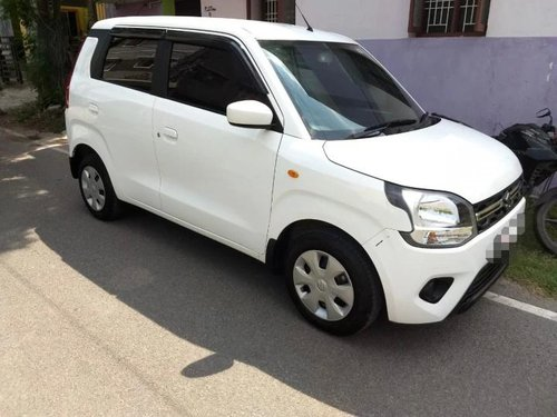 Used 2019 Wagon R VXI AMT 1.2  for sale in Chennai