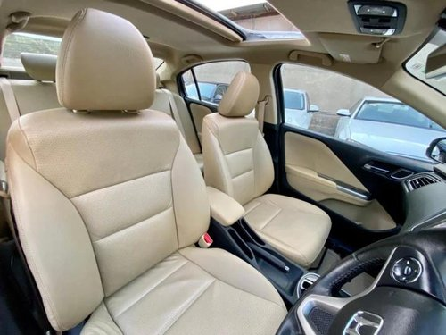 Used 2017 City Anniversary i-VTEC CVT ZX  for sale in Ahmedabad