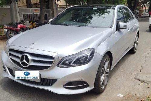 Used 2013 E Class  for sale in Coimbatore