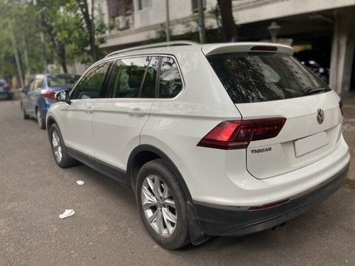 Used 2018 Tiguan 2.0 TDI Highline  for sale in Hyderabad