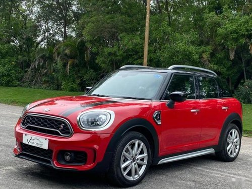 Used 2020 Countryman Cooper S JCW Inspired  for sale in Hyderabad