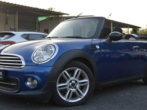 Used 2012 Cooper S  for sale in Ahmedabad