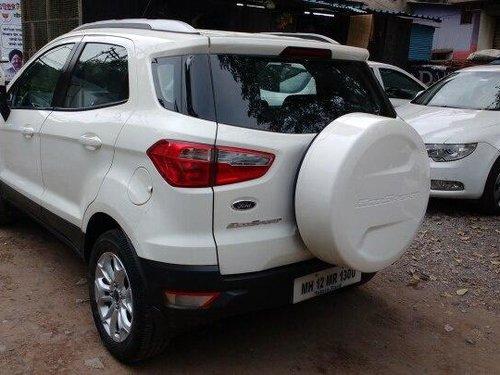 Used 2016 EcoSport 1.5 Diesel Titanium Plus  for sale in Pune