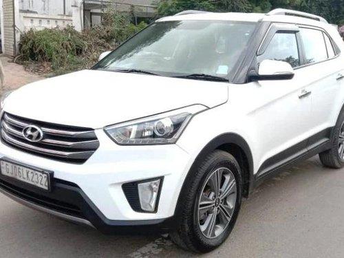 Used 2018 Creta 1.6 CRDi AT SX Plus  for sale in Ahmedabad