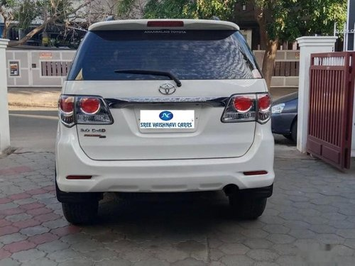 Used 2014 Fortuner 4x4 MT  for sale in Coimbatore