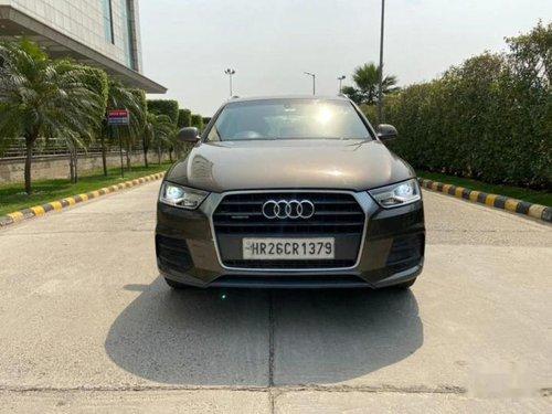 Used 2015 Q3 2.0 TDI Quattro  for sale in Gurgaon