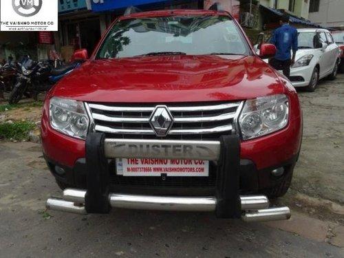 Used 2015 Duster 85PS Diesel RxL  for sale in Kolkata