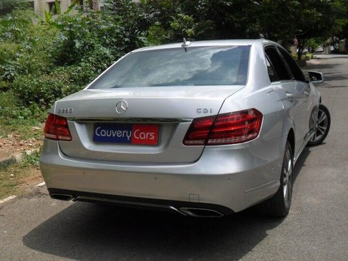 Used 2014 E Class  for sale in Bangalore