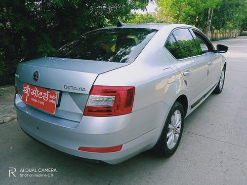 Used 2015 Octavia Elegance 2.0 TDI AT  for sale in Indore