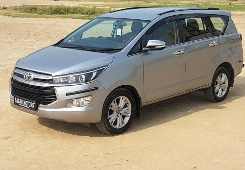 Used 2016 Innova Crysta 2.8 ZX AT  for sale in New Delhi